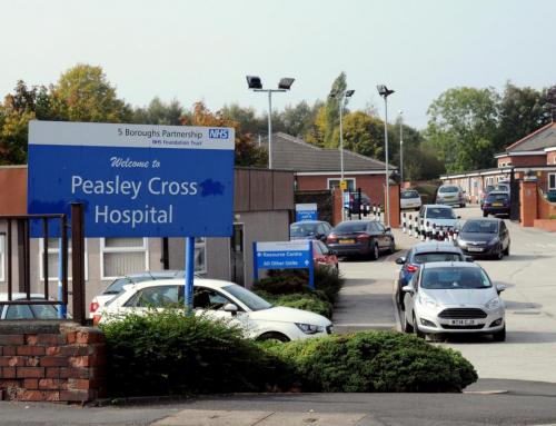 Peasley Cross Hospital